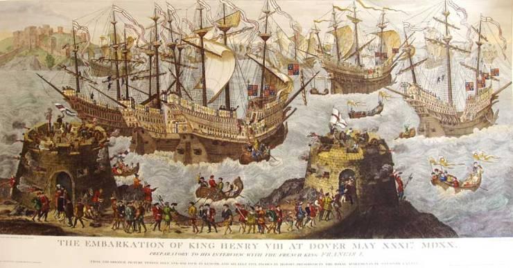 Henry VIII's Royal Navy