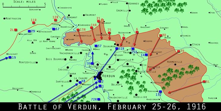 Verdun February 25-26