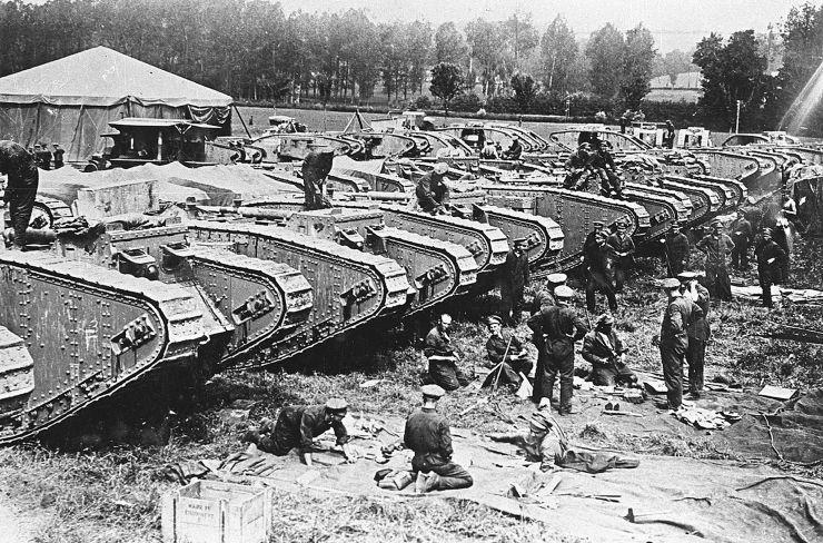 Battle of Cambrai centenary